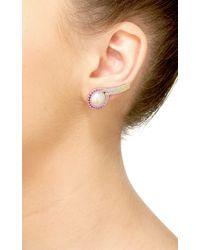 Melanie Georgacopoulos - Multicolor Glow Wrap Ear Cuff - Lyst