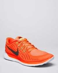 Nike - Red Free 5.0 Sneakers for Men - Lyst