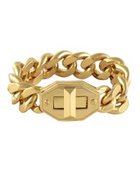 CC SKYE | Metallic Tuscan Chain Bracelet | Lyst