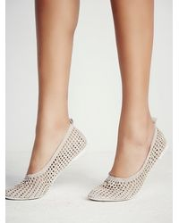 Free People | Brown Jeffrey Campbell Womens Locke Fl | Lyst