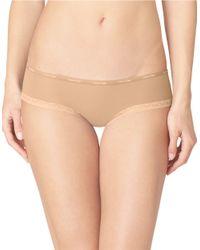 Calvin Klein | Brown Bottoms Up Hipster Panties | Lyst