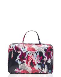 kate spade new york | Multicolor Cedar Street Hazy Floral Large Manuela | Lyst
