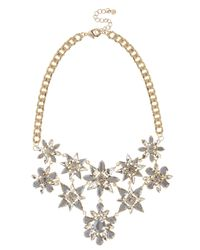Coast | Metallic Queenie Necklace | Lyst