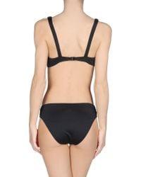 Annaclub by La Perla - Black Bikini - Lyst