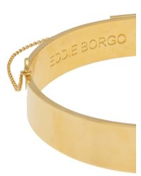Eddie Borgo Metallic Safety Chain Choker