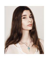 Jenny Bird | Blue Flagstaff Necklace | Lyst