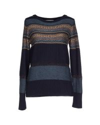 Sessun | Blue Jumper | Lyst