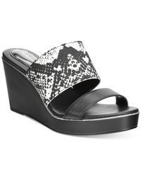 Style & Co. | Multicolor Laineyy Wedge Sandals, Only At Macy's | Lyst