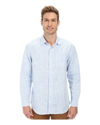 Tommy Bahama - Blue Paloma Beach Breezer Shirt for Men - Lyst