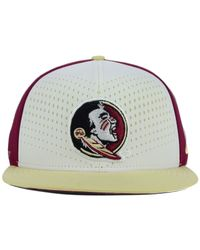 Nike - Red Florida State Seminoles True Seasonal Snapback Cap for Men - Lyst