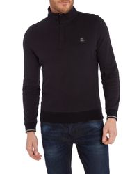 Duck and Cover | Black Jakes Sweatshirt for Men | Lyst
