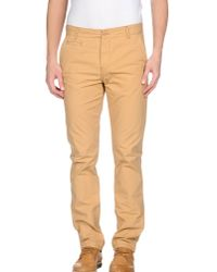 Carhartt - Natural Casual Trouser for Men - Lyst