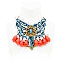 Mawi - Blue Barbarella Collection Necklace - Lyst
