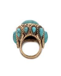 Samantha Wills - Blue Vinyasa Voyage Ring Turquoise - Lyst