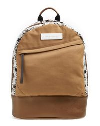 Want Les Essentiels De La Vie | Blue 'kastrup' Backpack for Men | Lyst