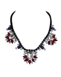 Ziba | Purple Aida Necklace | Lyst