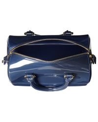 Furla - Blue Candy Mini Satchel - Lyst