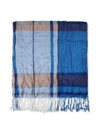 Napapijri | Blue Scarf for Men | Lyst
