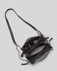 Ash - Black Crossbody - Domino Chain Mini Bag - Lyst