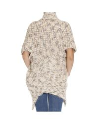 Patrizia Pepe | Natural Sweater | Lyst