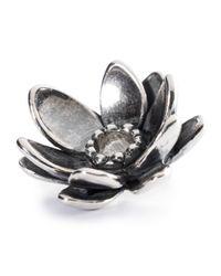 Trollbeads | Metallic Giant Lotus | Lyst