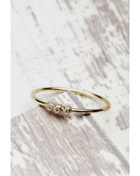 Forever 21 - Metallic Shashi Julia Ring - Lyst