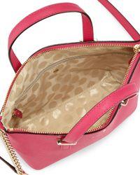 kate spade new york - Pink Cedar Street Harmony Crossbody Bag - Lyst