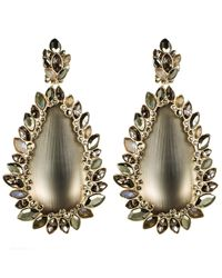 Alexis Bittar | Metallic Neo Bohemian Paisley Clip Earring You Might Also Like | Lyst