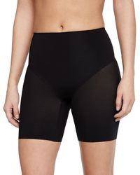 Wacoal | Black Smooth Complexion Mid-thigh Shaper | Lyst