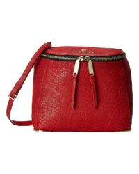 Vince Camuto | Red Marl Crossbody | Lyst
