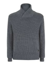 Victorinox | Gray Kettenhemd Sweater for Men | Lyst