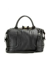 See By Chloé - Black Kay Leather Tote - Lyst