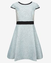 Ted Baker | Green Qiara Pocket Detail Skirt Dress | Lyst