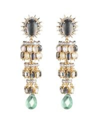 Alexis Bittar | Metallic Tiered Chandelier Clip Earring You Might Also Like | Lyst