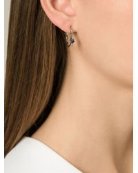 Puro Iosselliani | Metallic Sapphire Ring Earrings | Lyst