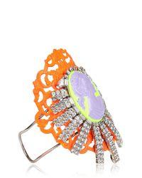 Tom Binns | Multicolor Cameo Samba Bracelet | Lyst