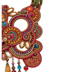 Dori Csengeri - Multicolor Phoenix Necklace - Lyst