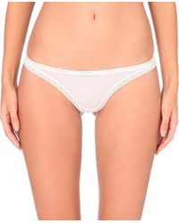 Calvin Klein | White Bottoms Up Jersey Thong | Lyst