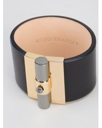 Reed Krakoff | Metallic Large Cuff | Lyst