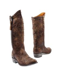 Mexicana - Brown Boots - Lyst