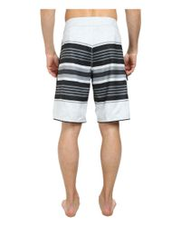"Billabong | Metallic All Day Stripe 21"" Boardshort for Men 