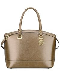 Anne Klein | Metallic Time To Indulge Dome Satchel | Lyst