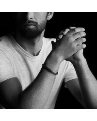 David Yurman - Metallic Royal Cord Wide Cuff Bracelet for Men - Lyst