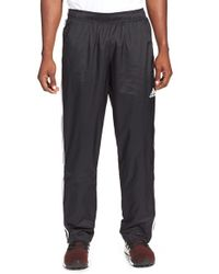 Adidas - Black '3s Essential' Training Pants for Men - Lyst