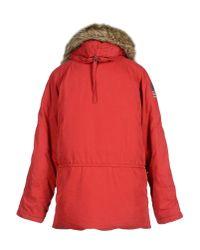 Denim & Supply Ralph Lauren - Red Jacket for Men - Lyst