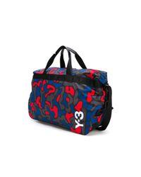 Y-3 - Multicolor Printed Holdall Bag for Men - Lyst