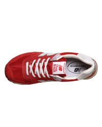 New Balance | Blue Mens Red 999 Elite Edition Racing Sneakers for Men | Lyst