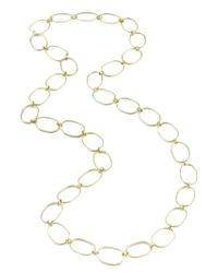 Irene Neuwirth - Metallic Extra Large Link Chain - Lyst