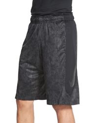 Nike | Black 'hyperspeed - Shred' Dry-fit Training Shorts for Men | Lyst