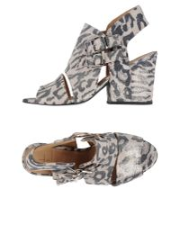 Thakoon Addition - Natural Sandals - Lyst